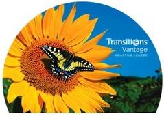 Представляем новые очковые линзы Transitions Vantage с переменной поляризацией.