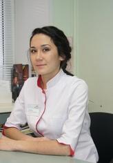 Хафизова Гульмира Шокоримовна